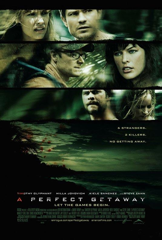 A Perfect Getaway / Перфектното бягство (2009)
