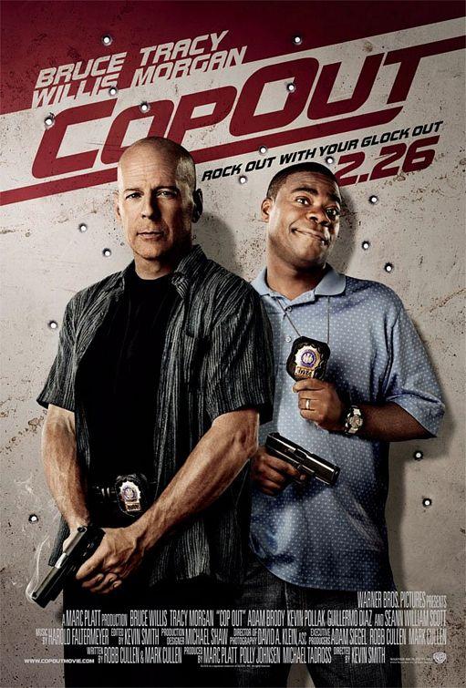 Cop Out / Скатавки (2010)